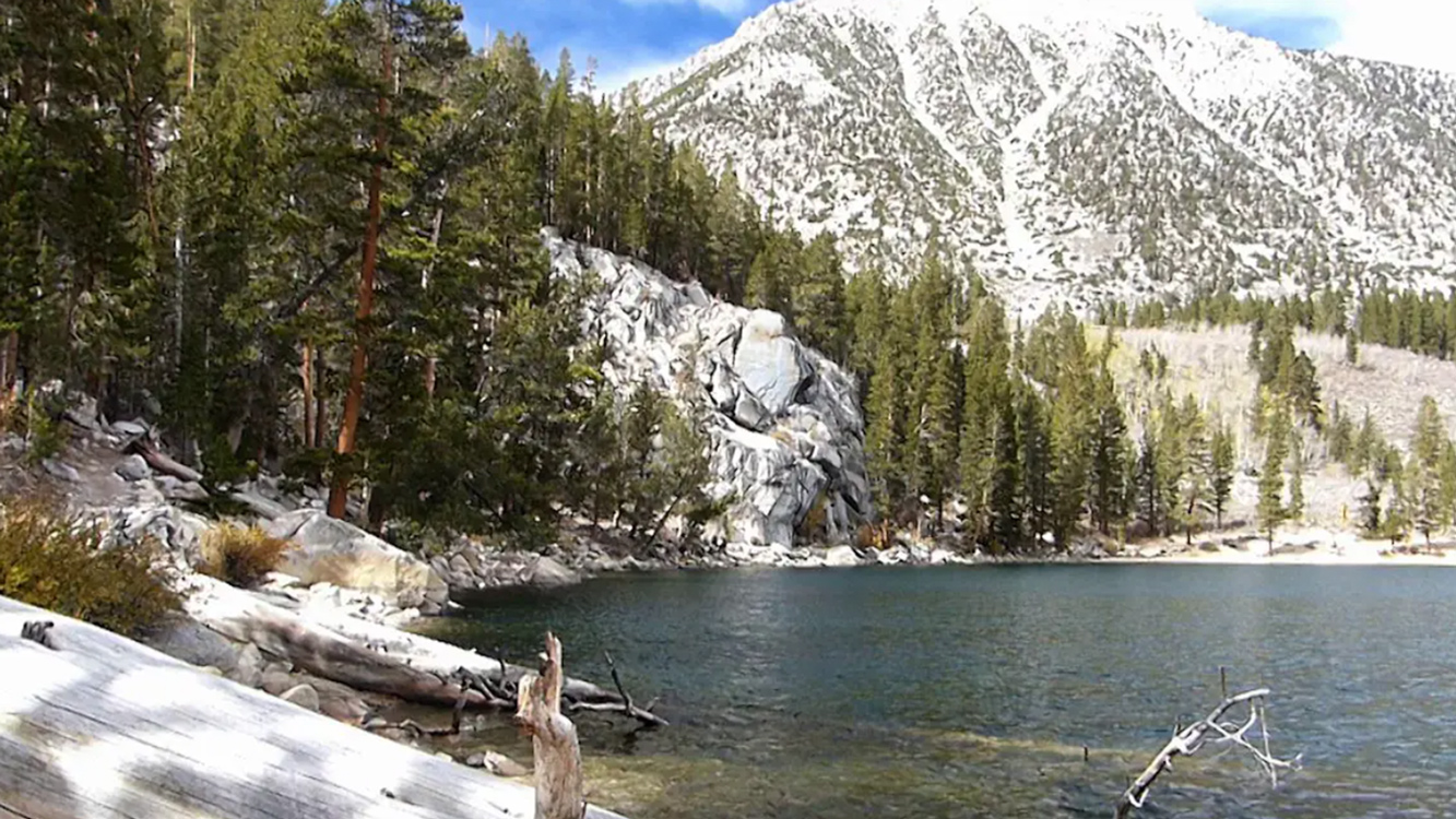High Sierra Lake
